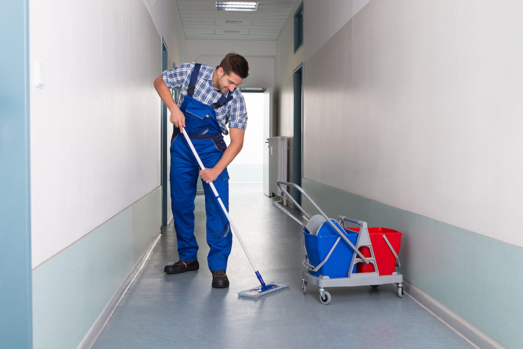 Должностные обязанности уборщика производственных и служебных помещений