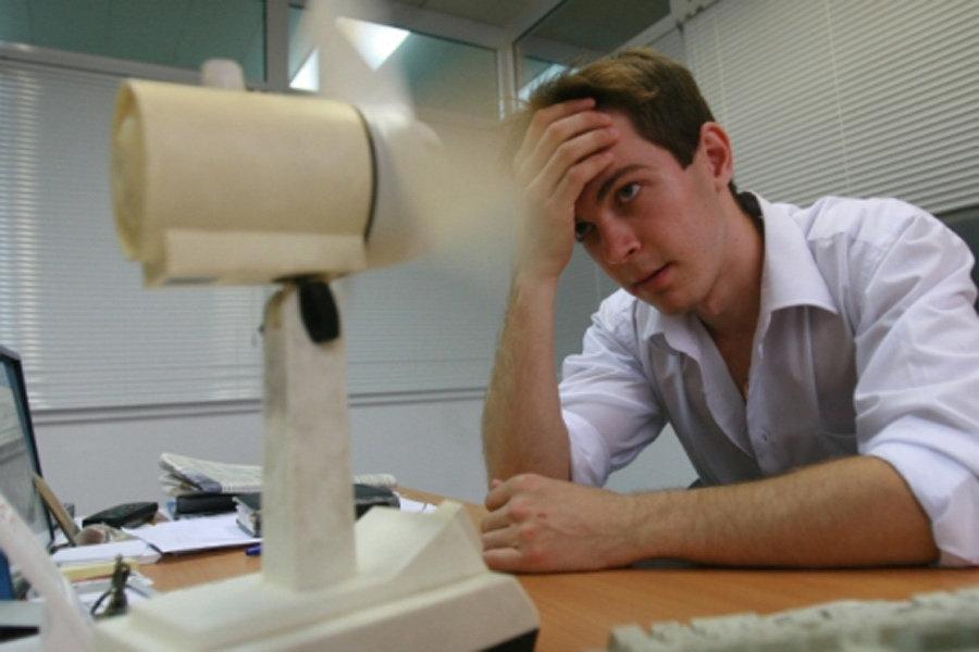 Сокращение рабочего времени в жару - закон по ТК Санпин