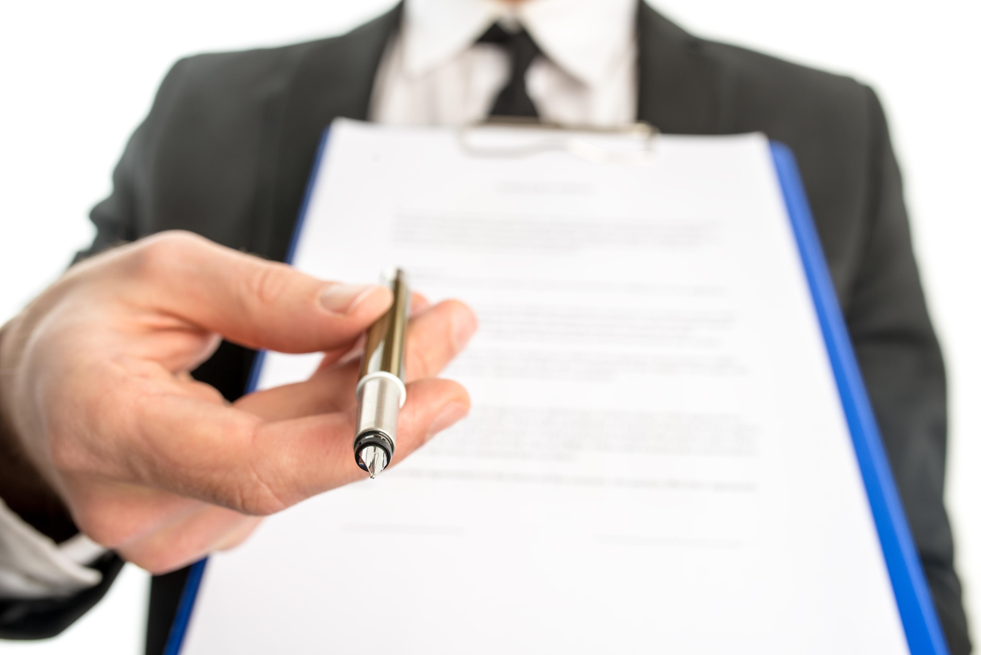 broken employment contract