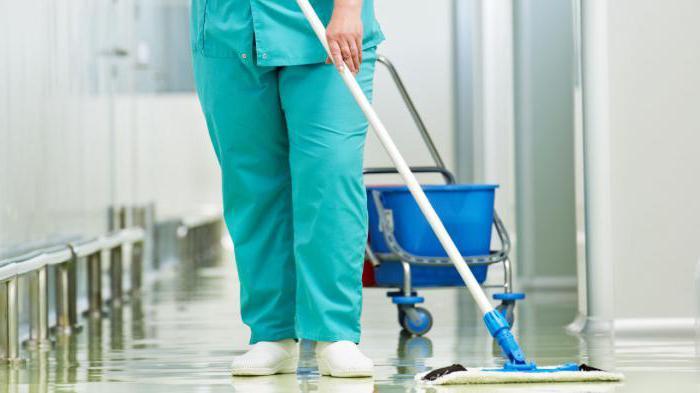 Почему в спб санитарок переводят в уборщицы и понижают зарплаты всей